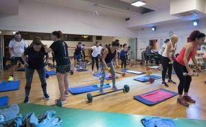 Su RAI 3 Claudia Gabbianelli, istruttrice del centro fitness Nirvana Senigallia