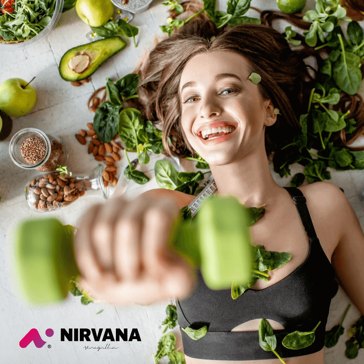 Esercizio fisico e dieta: perdi peso in modo sano